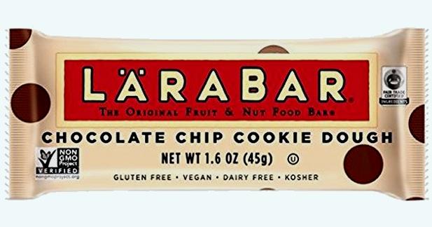 Larabar Chocolate Chip Cookie Dough