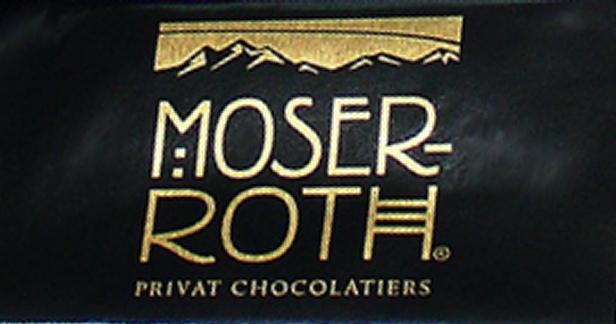 Moser Roth 70 Dark Chocolate